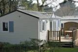 Rental - Mobile Home - 2 Bedrooms - 1 Bathroom - Classic+ - Amac Camping La Grande Métairie