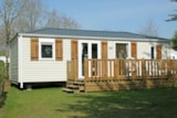 Rental - Mobile Home - 3 Bedrooms - 1 Bathroom - Classic+ - Amac Camping La Grande Métairie