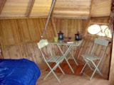 Rental - Tree house - 2 bedrooms + 0 bathroom - INSOLITE - Camping La Grande Métairie