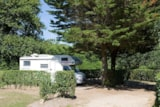 Pitch - Comfort Package : Electricity 10 A - water and drainage point -  110-130 m² - Camping La Grande Métairie