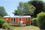 Rental - Mobile home - 3 bedrooms - 1 bathroom - CLASSIC+ - Camping La Grande Métairie