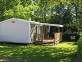 Rental - Mobile-Home 2 Bedrooms - 1 Bathroom - Privilege Club - Amac Camping La Grande Métairie