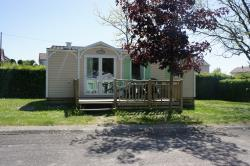 Accommodation - Mobile Home Titania - Camping de Vittel