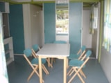 Huuraccommodaties - Chalet Confort - Camping des Halles