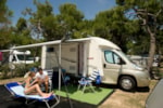 Emplacement - Emplacement Type A - Camping Village Baia Blu la Tortuga