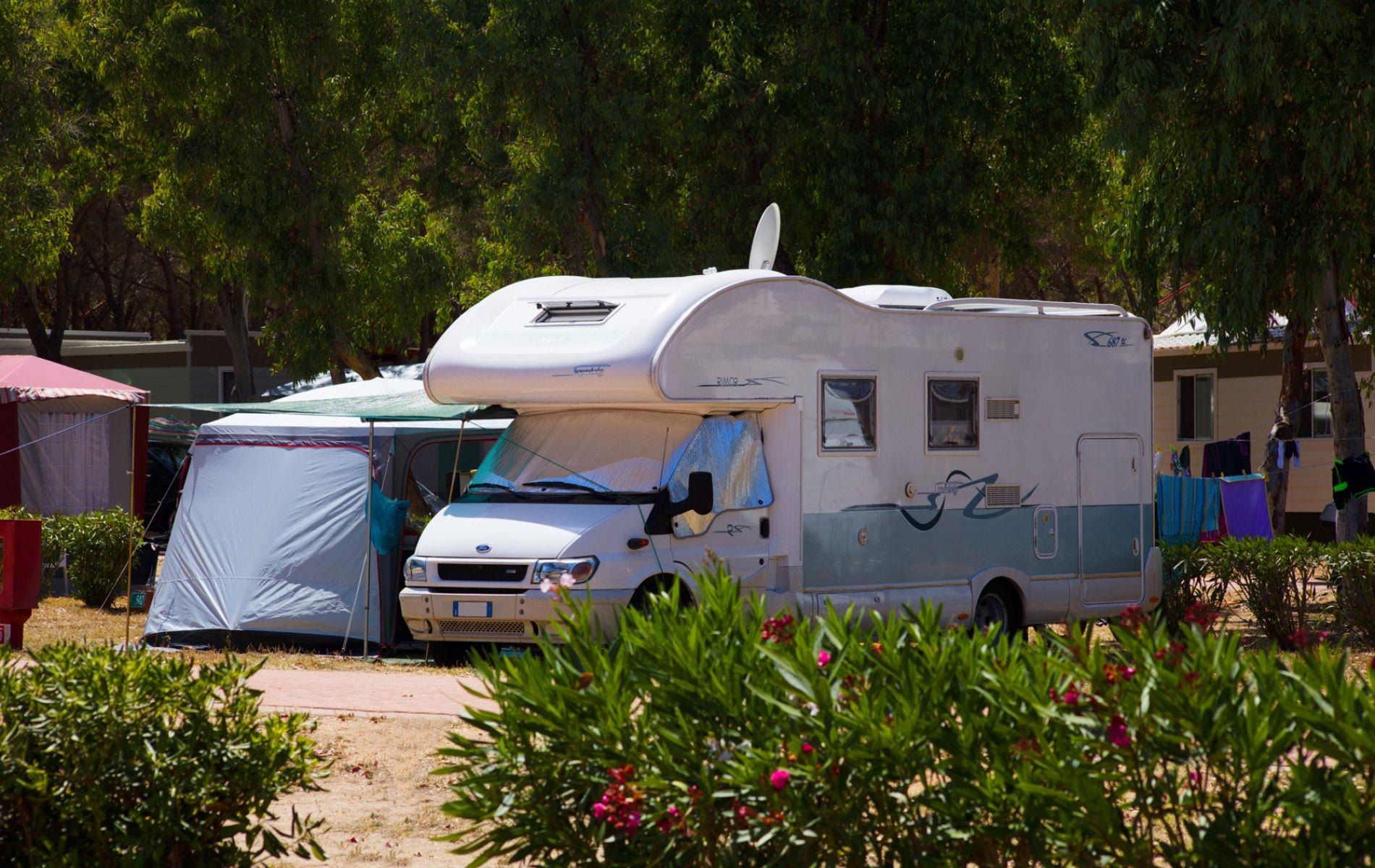 Emplacement - Emplacement Type A - Camping Baia Blu la Tortuga
