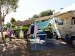 Emplacement - Emplacement PARADISE - Camping Village Baia Blu la Tortuga