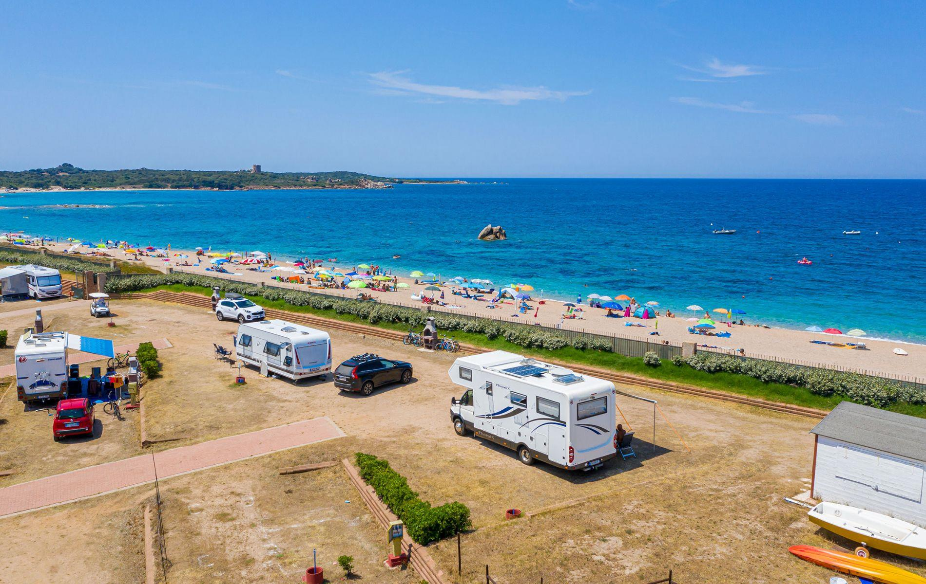 Emplacement - Emplacement Paradise - Camping Baia Blu la Tortuga