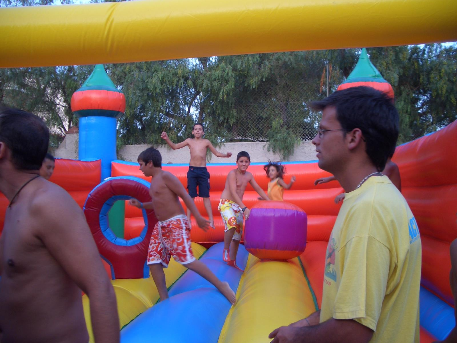 Entertainment organised Camping Bungalows Don Cactus - Carchuna
