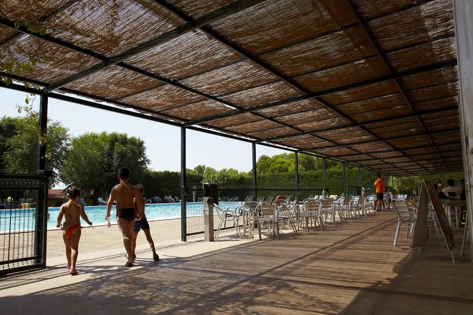 Services & amenities Camping Vell Emporda - GARRIGUELLA