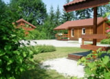 Rental - Chalet 35m² accessible to persons with reduced mobility - Camping Le Champ de Mars