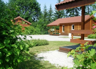 Chalet 35m² accessible to persons with reduced mobility