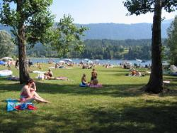 Plages Schluga Camping Hermagor - Hermagor / Pressegger See