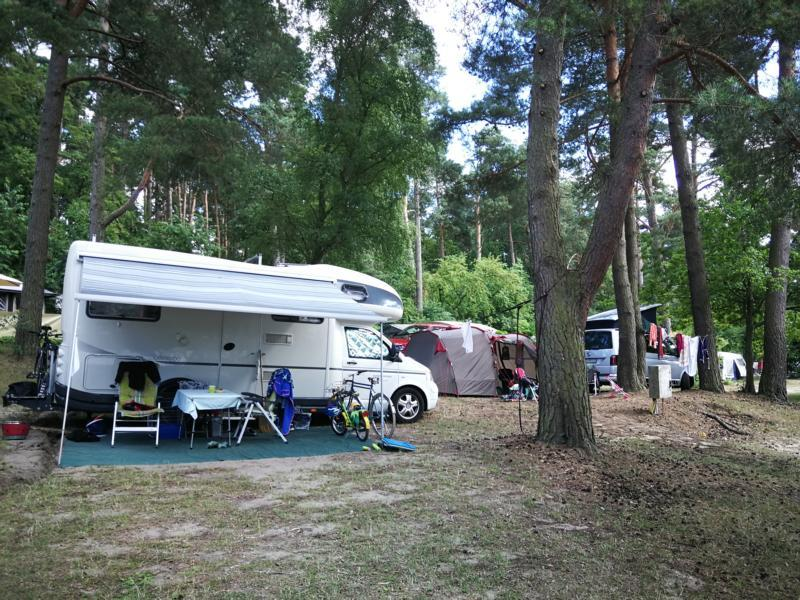 Emplacement - Emplacement Camping Car 40M2 - FKK Campingplatz am Rätzsee