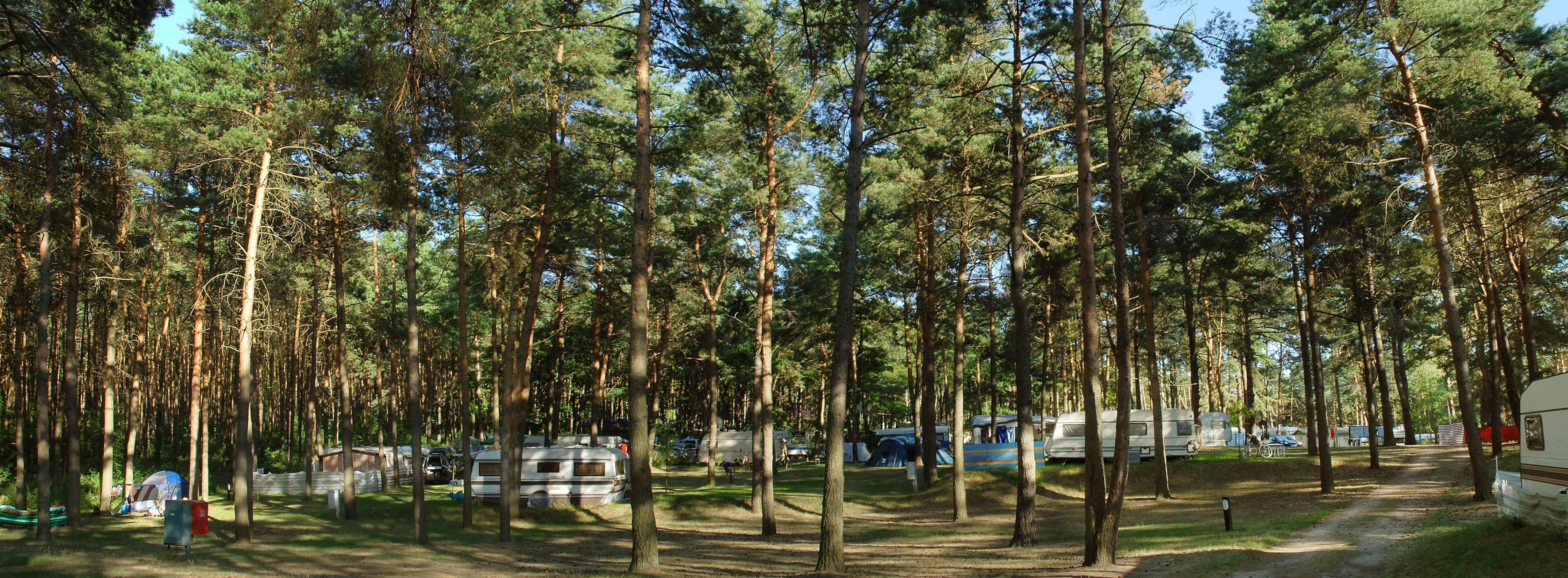 Emplacement - Empl. Camping-Car Ou Tente - 2 Adultes - Campingpark Am Weißen See