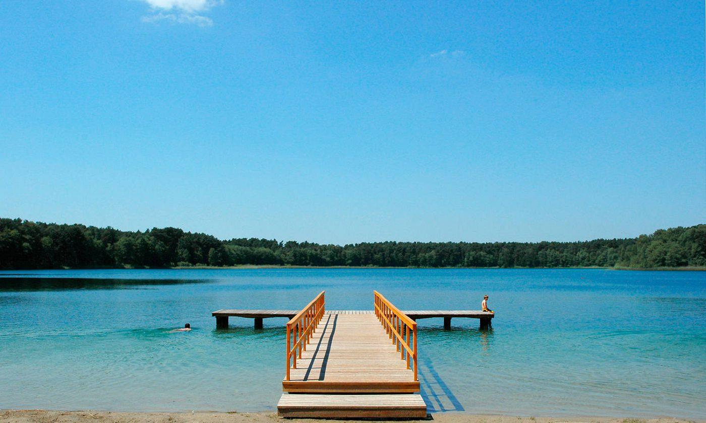Plages Campingpark am Weissen See - Wesenberg