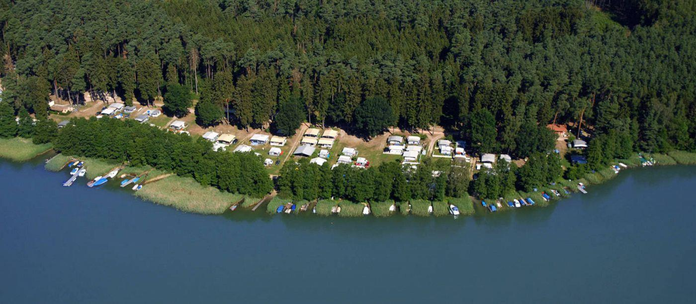 Emplacement - Empl. Camping-Car - 2 Adultes / 3 Enfants Ou 3 Adultes - Campingplatz am Ziernsee