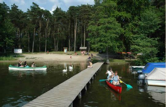 Leisure Activities Campingplatz am Leppinsee - Schillersdorf