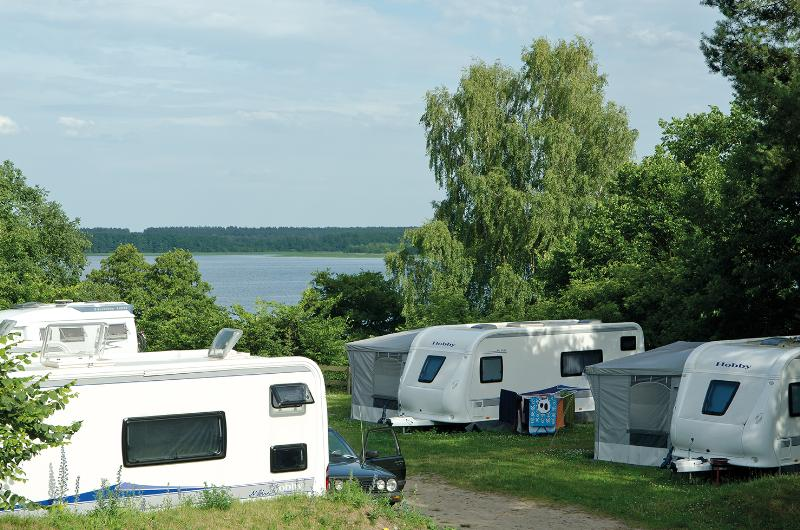 Emplacement - Empl. Camping-Car - 2 Adultes - Campingpark Havelberge