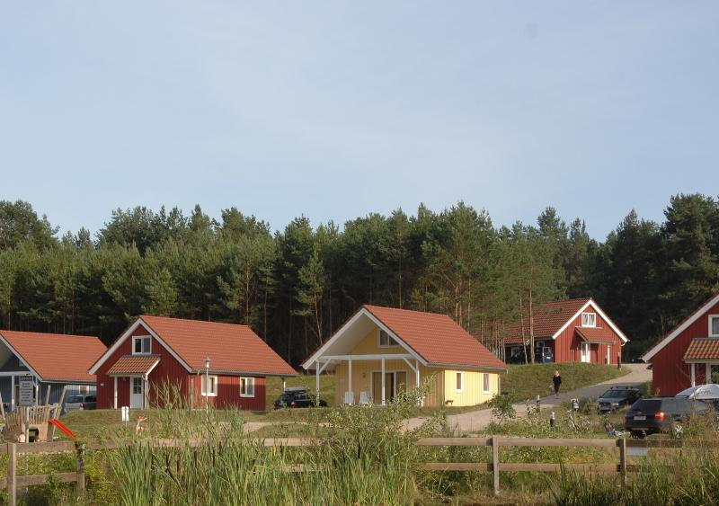 Location - Chalet Malmö - Campingpark Havelberge