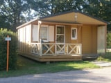 Rental - Chalet Gitotel (maxi. 4 adults + 1 child 14 years maxi) - Camping La Croix du Bois Sacker