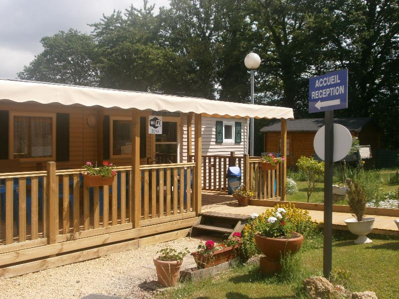 Establishment Camping La Croix du Bois Sacker - Burtoncourt