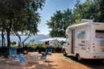 Pitch - Pitch Comfort Mare - Naturist Camping  Solaris