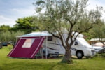 Pitch - Pitch Standard - Naturist Camping  Solaris