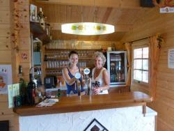 Services & amenities Terrassen Camping Traisen - Traisen