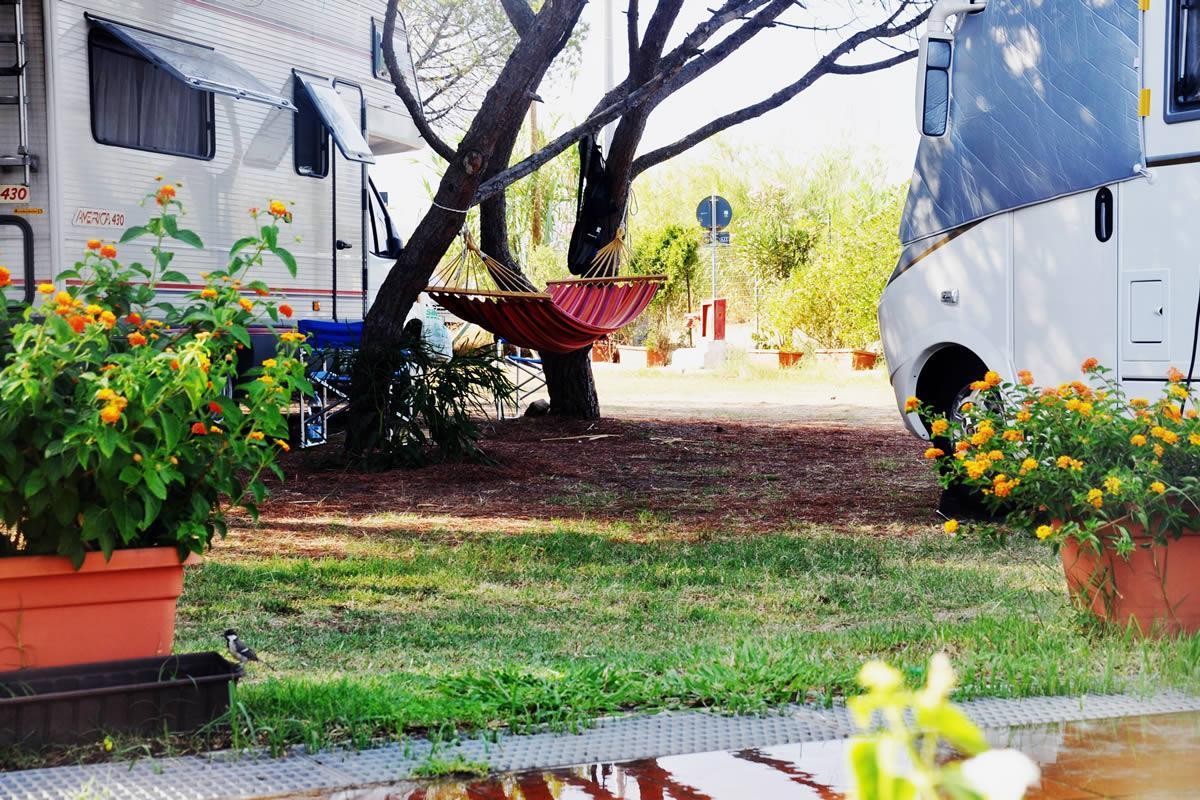 Emplacement - Emplacement Camping-Car Max 7.5M - Camping Pedra e Cupa