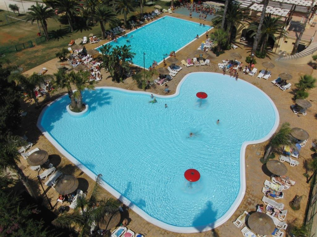 Mare, piscina Sporting Club Village & Camping - Mazara del Vallo