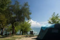Pitch - Pitch + 2 Persons Included + Electricity - Camping Zocco-Garda Lake