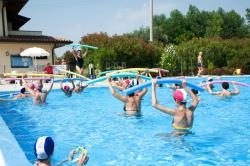 Entertainment organised Camping Zocco-Garda Lake - Manerba Del Garda