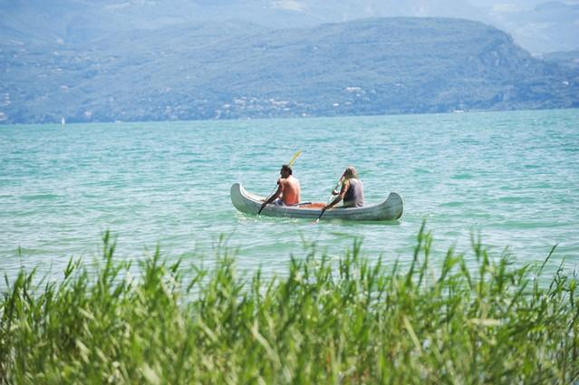 Sport activities Camping Zocco-Garda Lake - Manerba del Garda