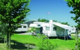 Pitch - Pitch Tent or Campingcar - 2 adults/3 children or 3 adults - Camping- und Ferienpark Wulfener Hals