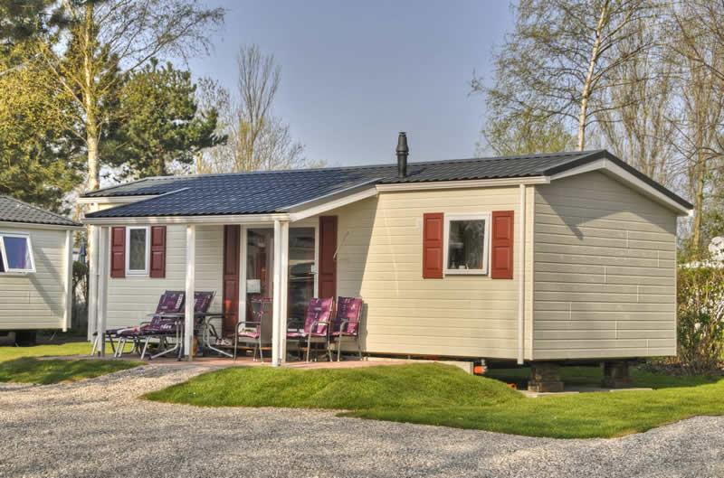 Location - Mobilhome Ocala  2 Adultes + 2 Enfants Maison Mobile - Camping- und Ferienpark Wulfener Hals-Fehmarn