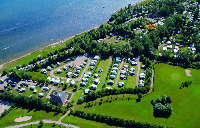 Emplacement - Economy Emplacement Camping-Car - Camping- und Ferienpark Wulfener Hals-Fehmarn