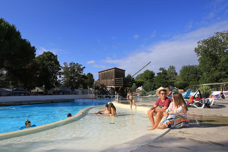 Camping Clairefontaine, Royan, Charente-Maritime