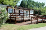 Rental - Mobile home wheelchair friendly - Camping Le Florida
