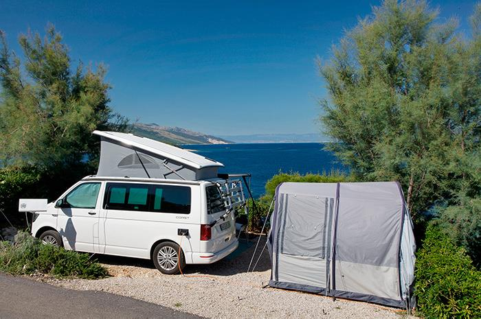 Emplacement - Emplacement Comfort Mare - Marina Camping Resort