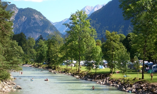 Zwemplezier Grubhof - Camping & Caravaning - St. Martin bei Lofer