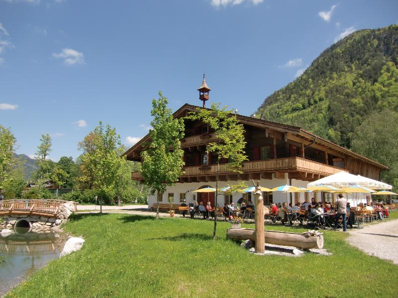 Services Grubhof - Camping & Caravaning - St. Martin bei Lofer