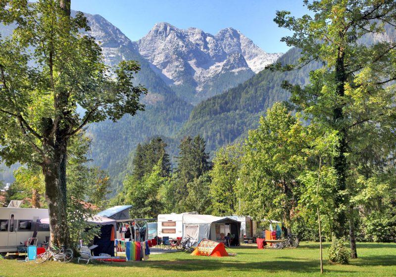 Establecimiento Grubhof - Camping & Caravaning - St. Martin Bei Lofer