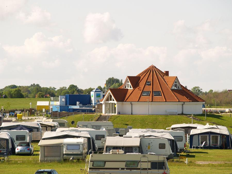 Establishment KNAUS Campingpark Burhave - Butjadingen