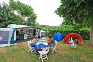 Pitches Camping Site