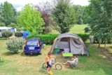 Pitch - Pitches Camping Site - Camping Les Trois Caupain