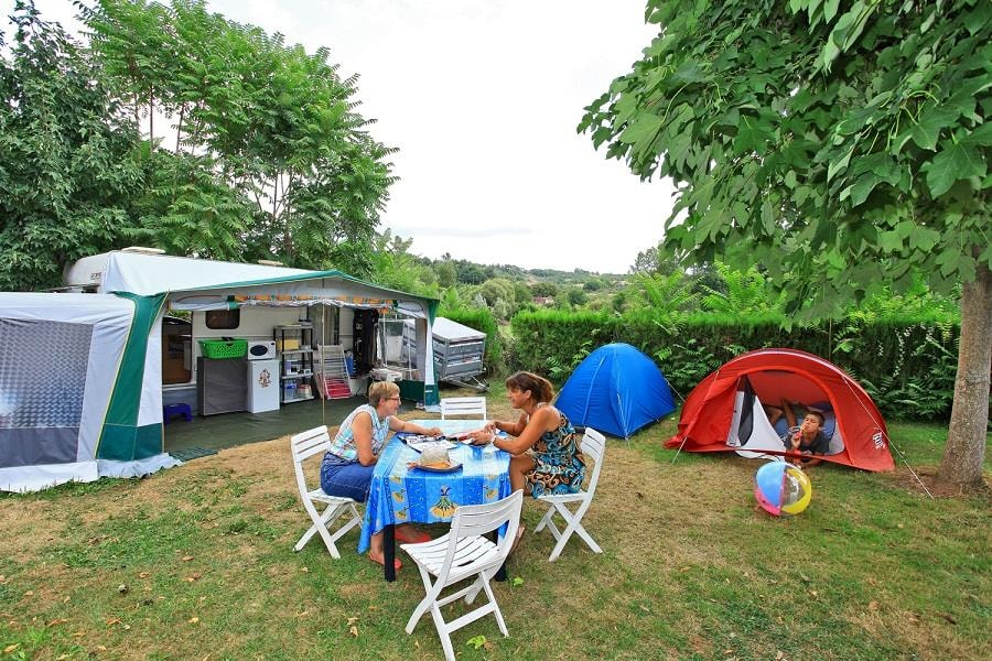 Camping Les 3 Caupain Aquitaine France Club Campings