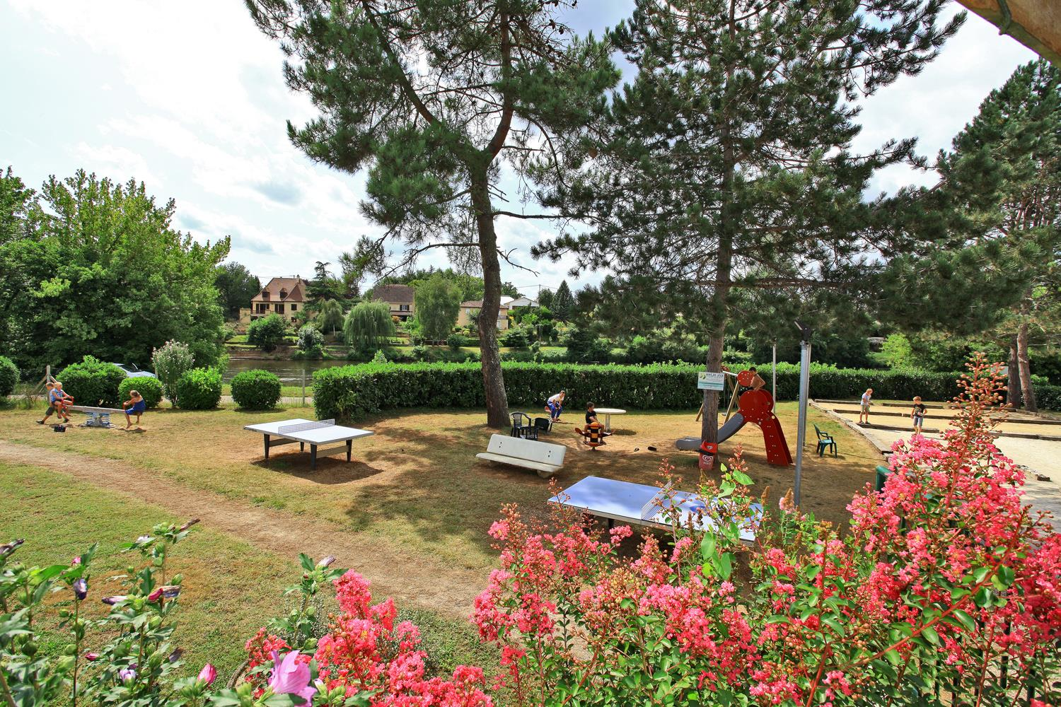 Sport activities Camping Les Trois Caupain - Le Bugue