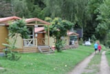 Rental - Chalet 5 pers, non smoker, no pets allowed - Camping auf Kengert