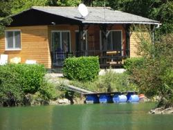 Fishing chalet